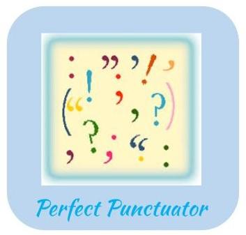 Perfect Punctuator